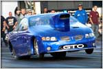 Richie Sexton Powers Gil Mobleys Sheer Horsepower Madness GTO Into Winners Circles With Ease